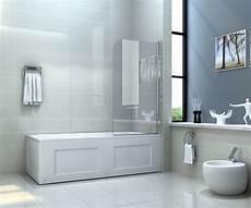 neu glas badewannen faltwand duschwand badewannenaufsatz