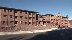 nellis afb housing floor plans consturction and opening of nellis dorms youtube