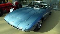 1970 Maserati Ghibli Spyder Exterior And Interior
