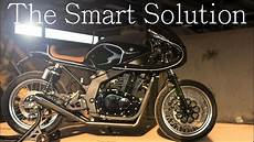 cafe racer suzuki gs 500 by h2 moto
