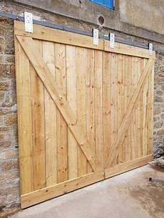fabriquer une porte de grange coulissante en 2020 portes