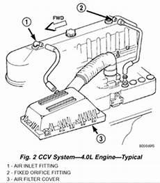 2002 Jeep Wrangler 6 Cylinder Error Codes P0455 And Fixya
