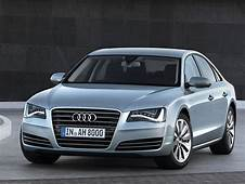 2013 Audi A8  Do You Wanna Ride Luxury Hybrid Cars