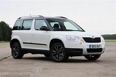 Skoda Yeti Adventure Deals Car Deal Of The Week Carbuyer