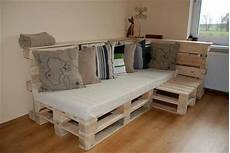 Eckcouch Selber Bauen - top 30 diy pallet corner sofa ideas pallets designs