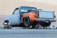 build your own muscle truck a dulcich tour of trucks