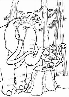 Age Malvorlagen Novel Age La Edad De Hielo 40 Dibujos Faciles Para Dibujar