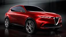 alfa romeo tonale concept phev points to second smaller suv car magazine