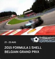 Formula 1 2015 Belgian Grand Prix Spa Francorchs Race