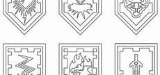 Nexo Knights Schilder Ausmalbilder Feuerwehrmann Sam Ausmalbilder Kostenlos