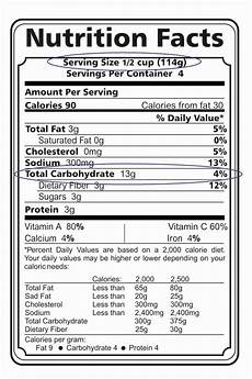 nutritional label template excel awesome 43 fice secret