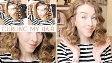 My Hair Will Not Curl how i curl my hair thick hair