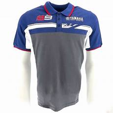 free shipping 2016 moto gp jorge lorenzo 99 yama factory team moto gp polo shirt moto gp polo