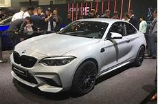 bmw m2 coupe gebraucht 2018 bmw m2 competition new pictures of m4 engined coupe autocar