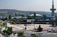 Autovermietung Internationale Messe Thessaloniki Saloniki