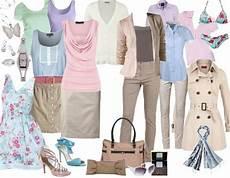 sommertyp in beige mit wei 223 moda stylizacje moda damska