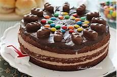 crema mascarpone e nutella di benedetta torta di compleanno con crema al mascarpone e nutella torte di compleanno dolci torte
