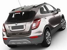 Buick Encore Models buick encore 2017 3d model max obj 3ds fbx c4d lwo lw lws