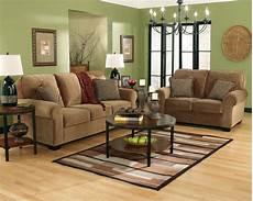 Home Decor Living Room Green Wall Color