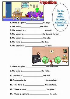 locating places worksheet with answers 15952 prepositions of place interactive and downloadable worksheet check your answers or send