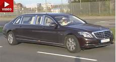 mercedes maybach s600 pullman new mercedes maybach s600 pullman is larger than on