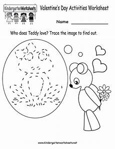 s day worksheets 18837 kindergarten s day activities worksheet printable kindergarten valentines