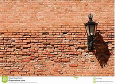 brick wall with l it stock image image of brick wall 24754205