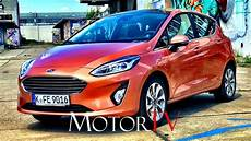 test drive 2018 ford 1 0 ecoboost 100 ps ger