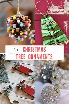 Do It Yourself Divas 7 Unique Diy Tree Ornaments