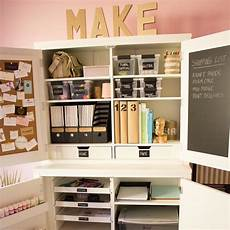 5 secrets of a beautifully organized craft room martha