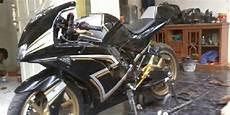Modifikasi Scorpio Z 2007 by Modifikasi Yamaha Scorpio Z 2007 Ala Motogp Dunia Motor