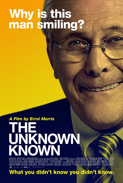 Known Unknowns