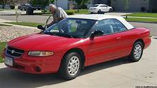 how to learn all about cars 1997 chrysler lhs user handbook 1997 chrysler sebring convertible cars for sale