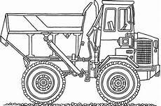 kinder ausmalbilder lastwagen kinder ausmalbilder