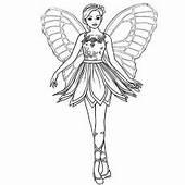 Top 50 Free Printable Barbie Coloring Pages Online