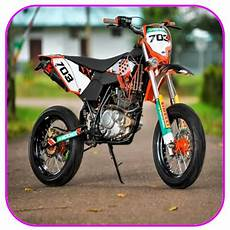 Modifikasi Klx Supermoto by Modifikasi Klx Supermoto For Android Apk