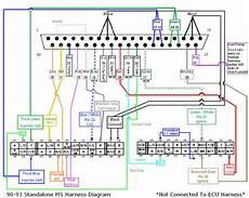 93 mazda miata wiring diagram problem rpm signal ms2 miata turbo forum boost cars acquire cats