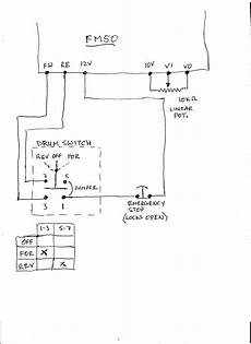 fm50 wiring scheme for clausing lathe