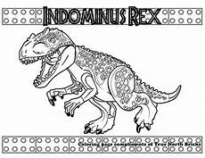 Lego Jurassic World Ausmalbilder Jurassic World Dinosaur Coloring Pages Lego Coloring