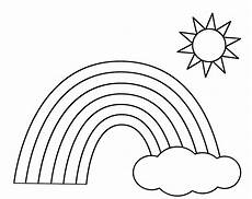 r is for rainbow coloring page rainbows pinterest coloring alphabet and rainbows