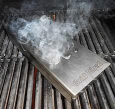 Räucherchips Für Gasgrill - r 228 ucherbox aus edelstahl oder gusseisen smokerbox shop