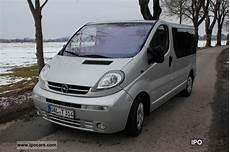 2003 opel vivaro 2 5 cdti westfalia trailer hitch