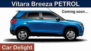 Vitara Brezza Petrol – Price Launch Date Specifications