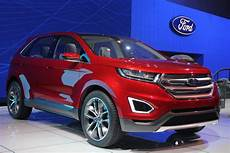 ford edge versions rendering 2015 ford edge production version