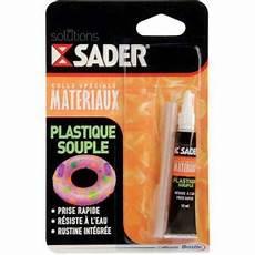 Sader Colle Pour Plastique Souple 12 Ml Colle Et