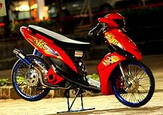 Modifikasi Motor Matic Mio Sporty by 50 Gambar Modifikasi Yamaha Mio J Keren Sporty Dapur