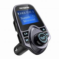 bluetooth fm transmitter car wireless radio adapter