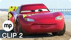 Cars 3 Evolution Clip 02 Sebastian 2017
