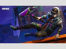 Fortnite Battle Royale Abstrakt Skin, HD Games, 4k