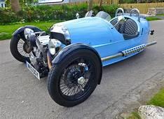 Morgan 3 Wheeler For Sale  Perranwell Garage Cornwall